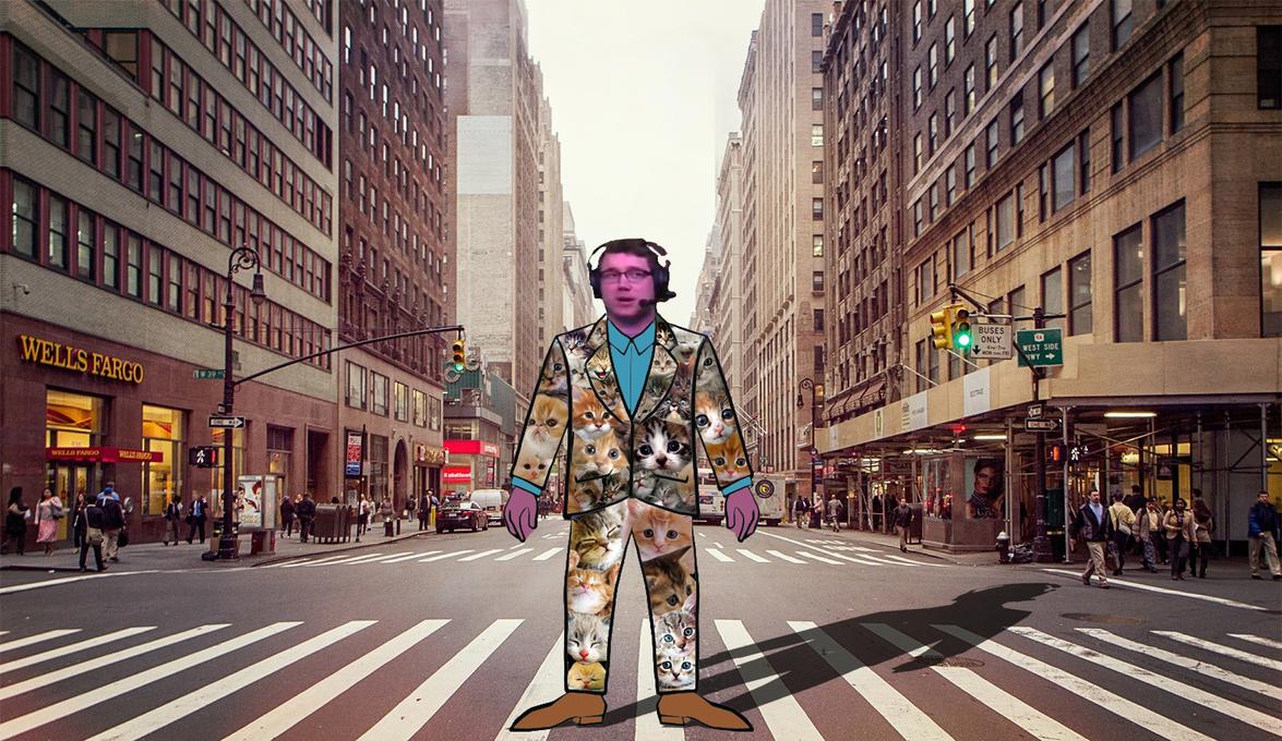 Jonno Kitten Suit by ALCHEMlST