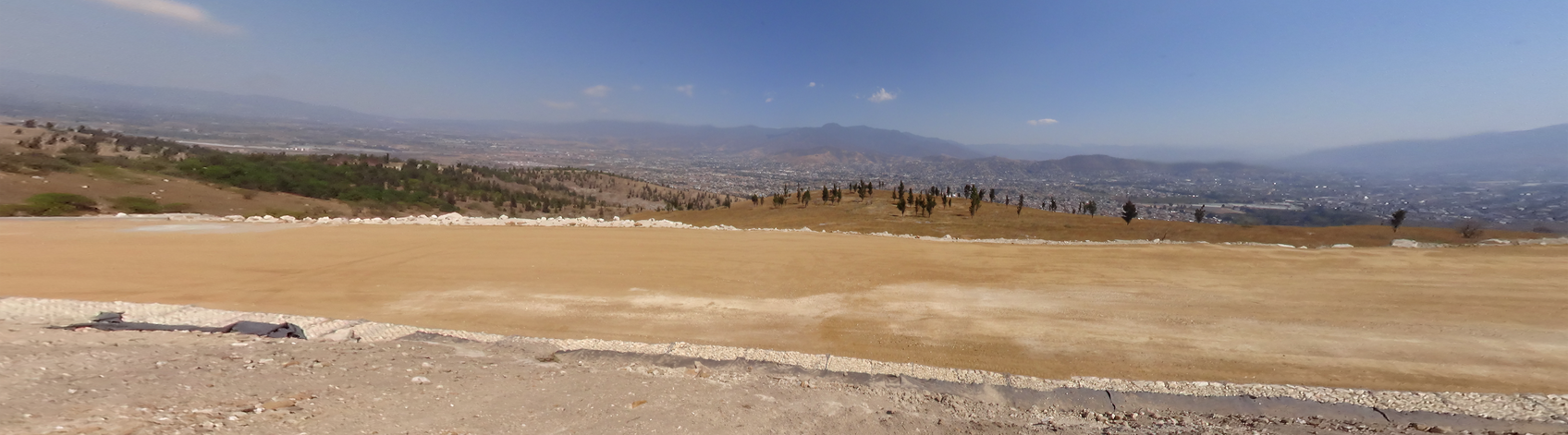 Oaxaca Mexico View Pano 01 by ALCHEMlST