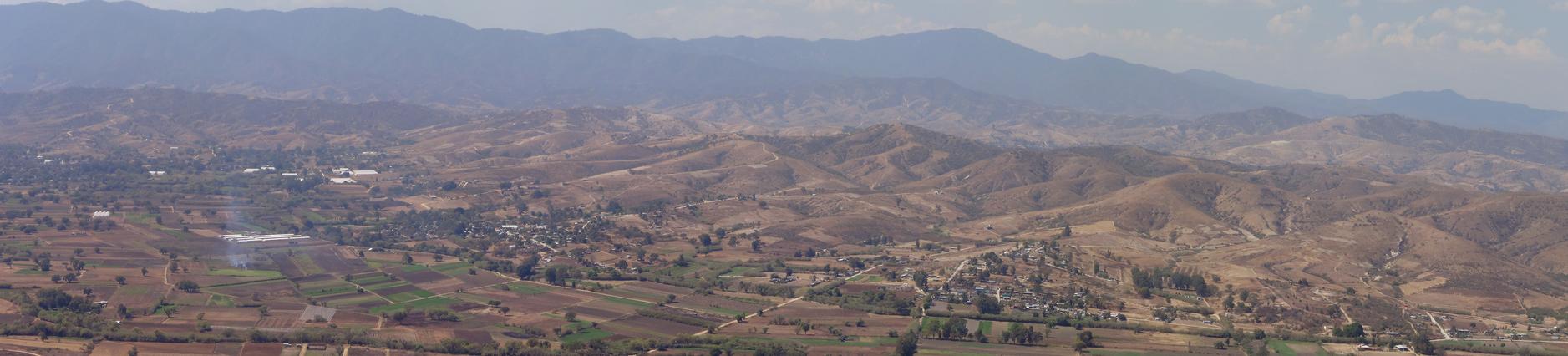 Oaxaca Mexico View Panorama 02 by ALCHEMlST