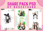 SHARE PACK PSD BY NGOCXTHANG