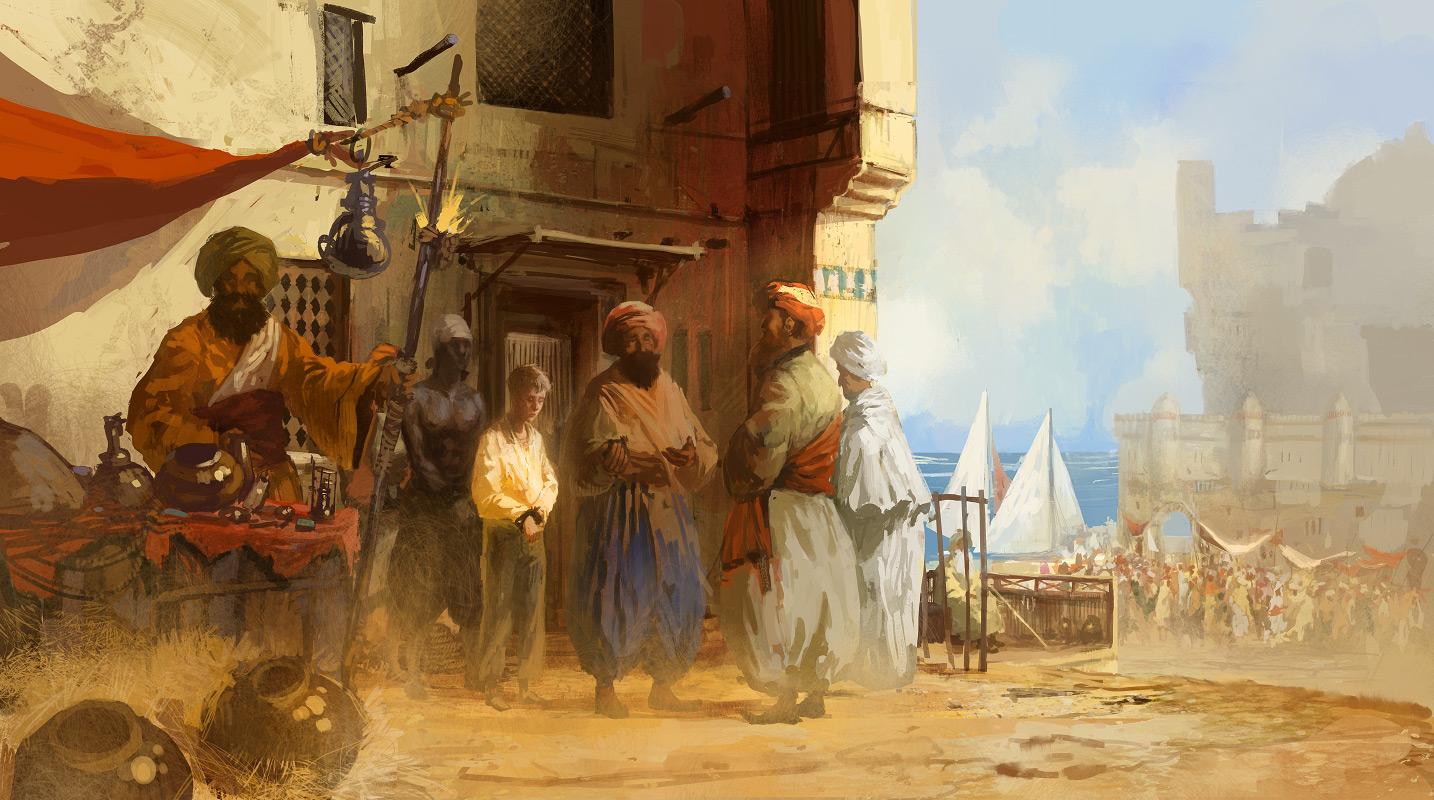 White slaves by kinnas