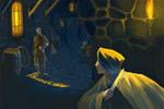 The Thief by kinnas