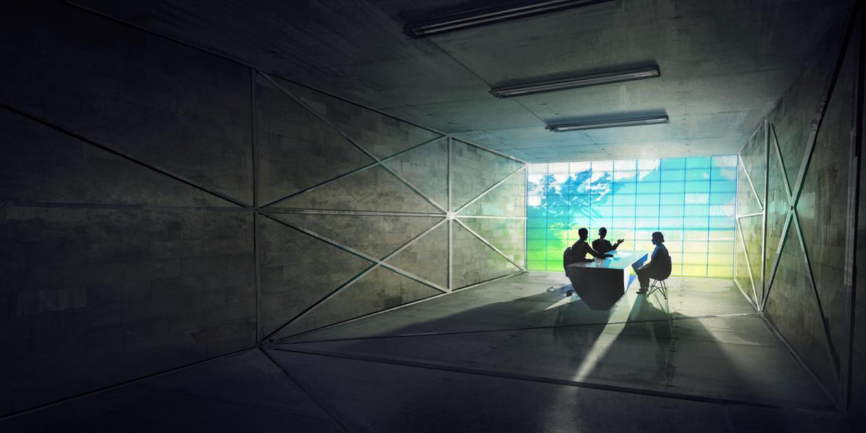 Volta Noir - Interrogation by kinnas