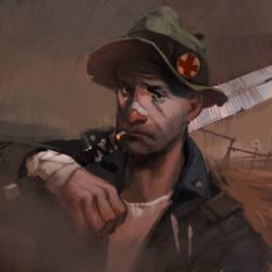 Wasteland Portrait 1