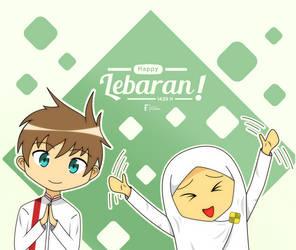 Happy Lebaran 1439 H!