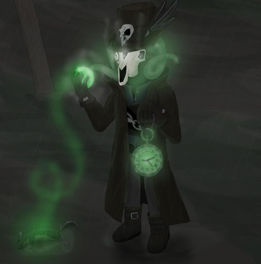 Time demon by ShizameWrath