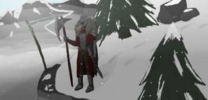 Old demon slayer:  Shizame