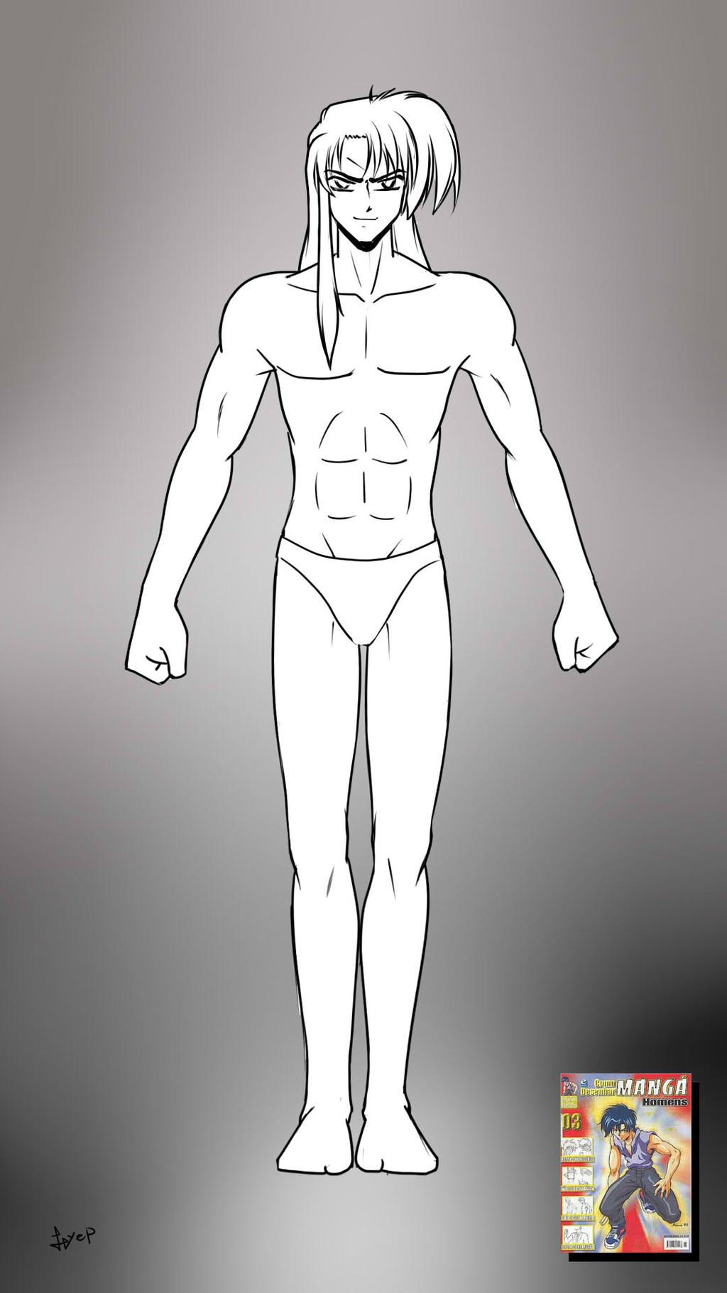 Anatomia masculina by Leandroyepyep on DeviantArt