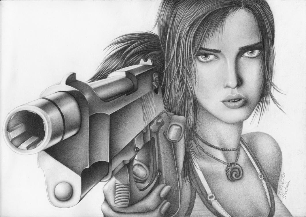 Tomb Raider Contest by NirwAnia