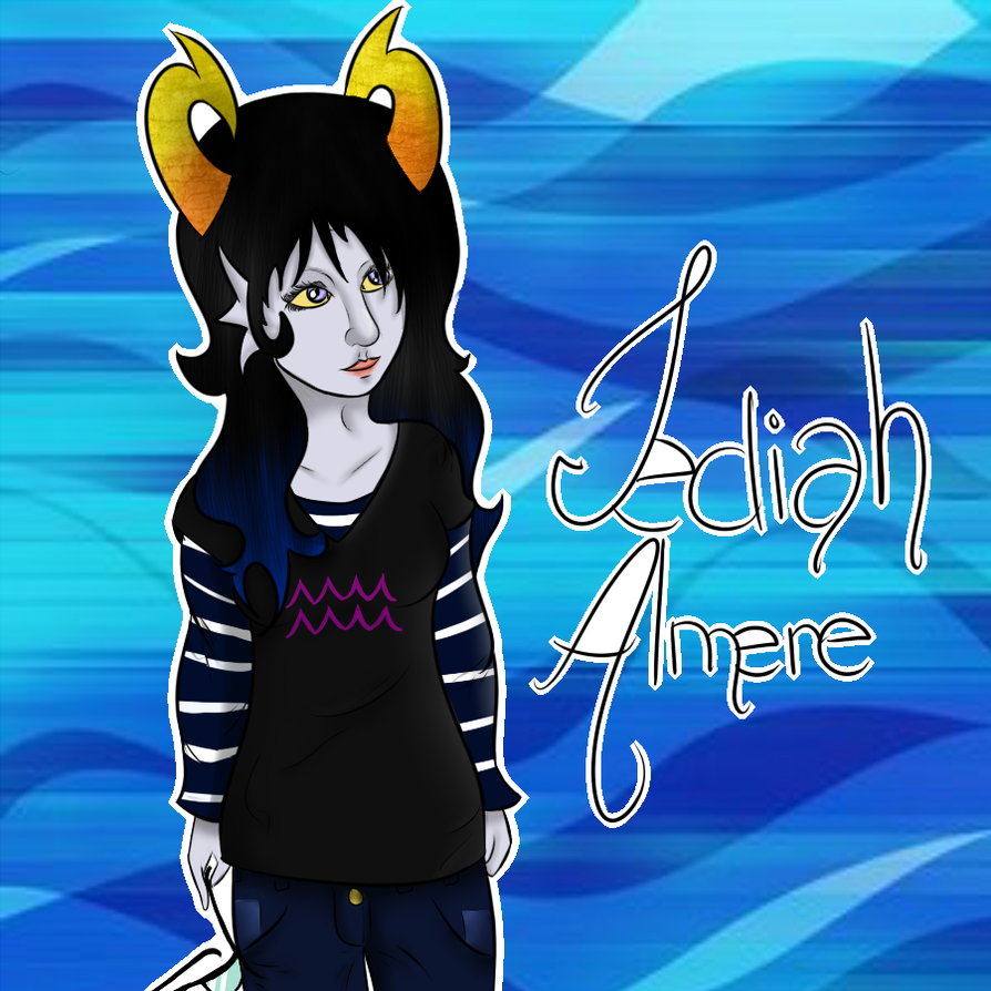Jediah Almere - Homestuck OC by Jezzia