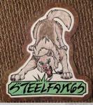 ConBadge: Steelfangs