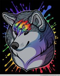 Ginga Nagareboshi Gin - LGBT Pride