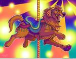 Carousel Ilse by FlannMoriath