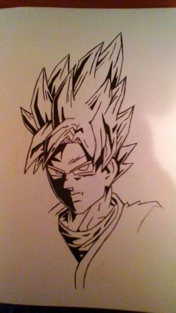 Son Goku- DB Xenoverse by XenoGX18