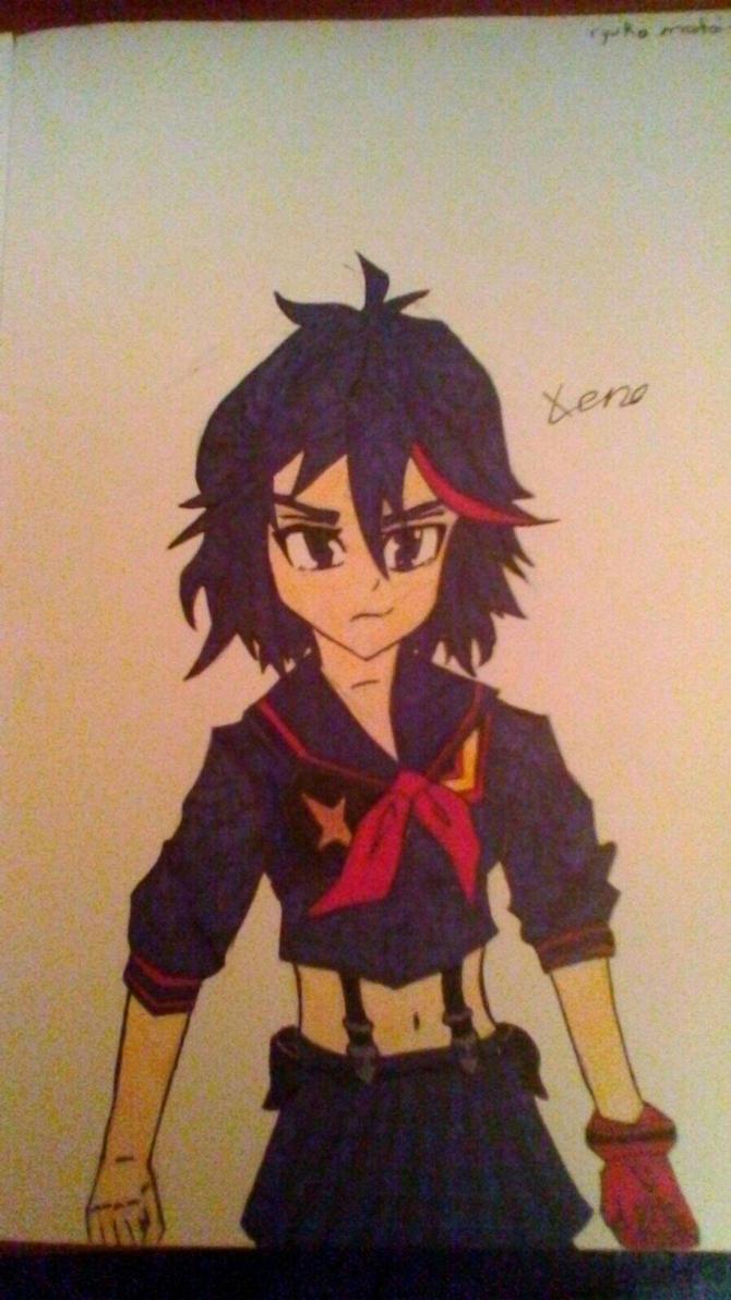 Ryuko matoi by XenoGX18