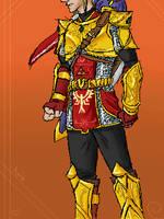 Link's Magic Armour of DOOM