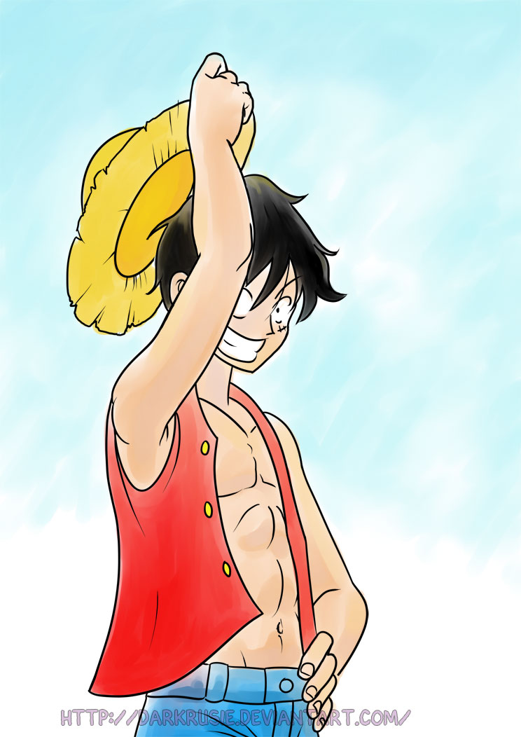 One Piece: Monkey D. Luffy by The-Replicant