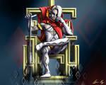 Ghirahim's Throne