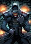 COMMISSION OF THE BATMAN WHO LAUGHS - Color