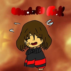 Underfell Frisk by Rainbow3838838