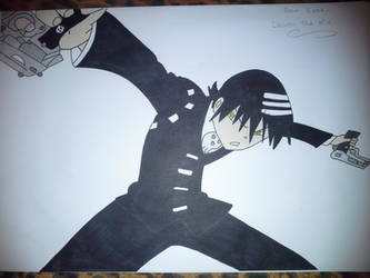 Soul Eater- Death the Kid