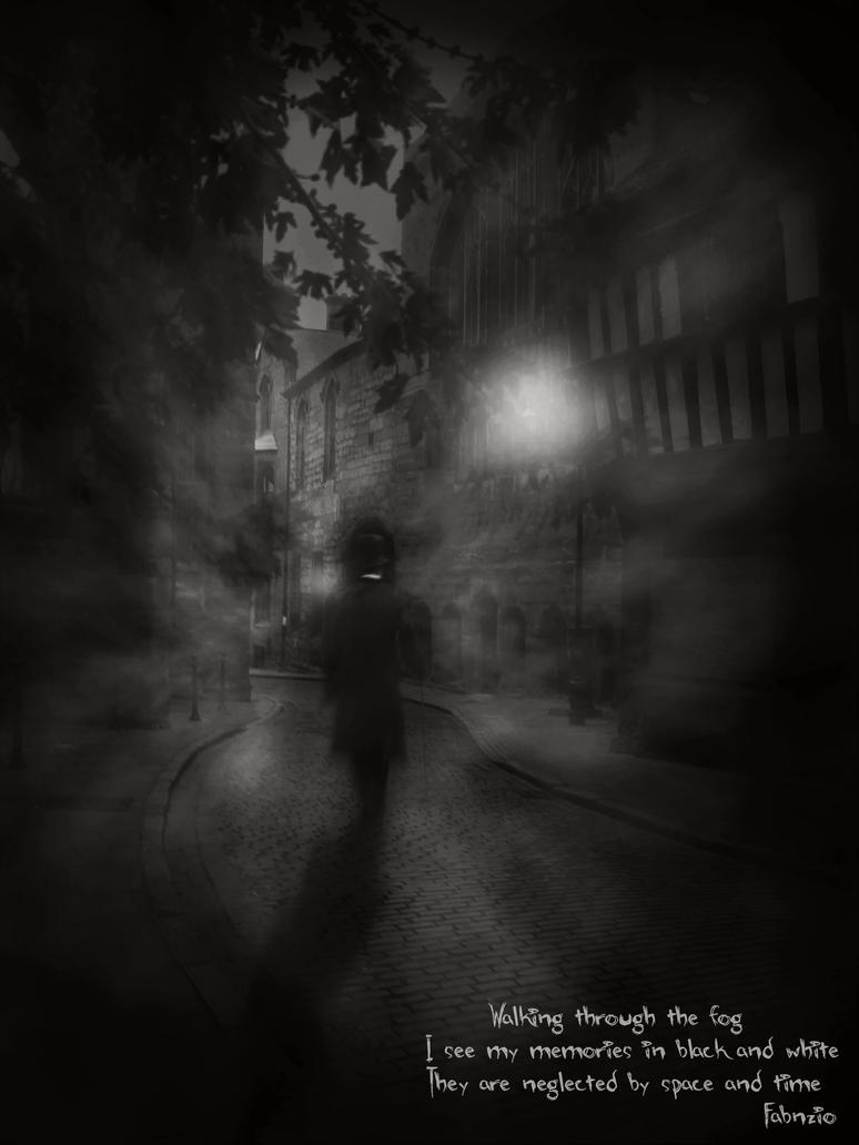 Saatchi Art: Winter fog 2 Photography by Christos Simatos
