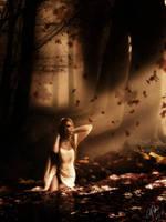 Autumn Leaves by FP-Digital-Art