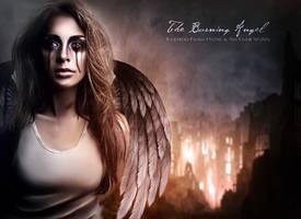 The burning Angel by FP-Digital-Art