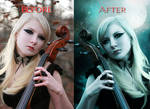 Before After 9