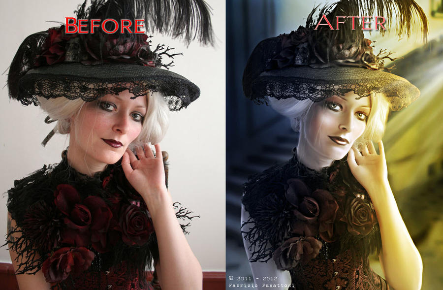 Before After 16