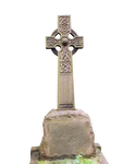 Cut out - Gothic Tomb Stone PNG