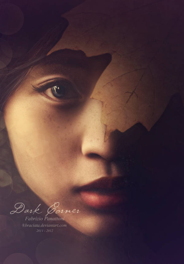 Dark Corner by FP-Digital-Art