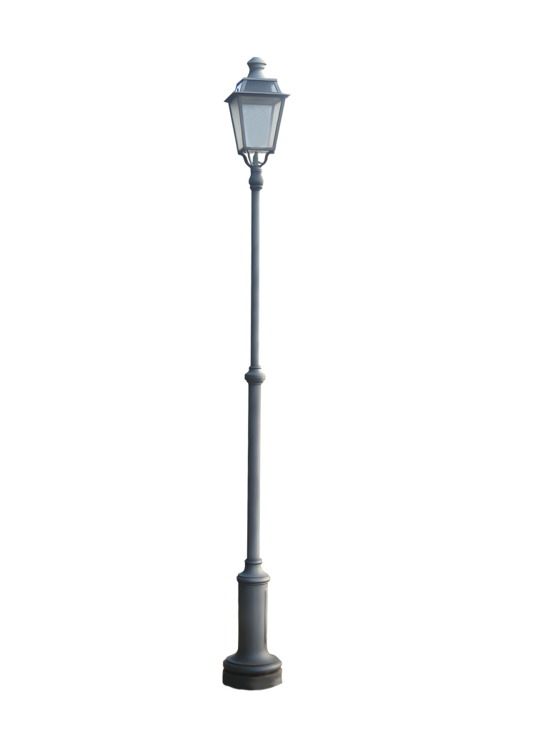 Cut Out - Street Lamp by FP-Digital-Art