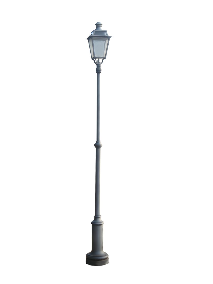 Cut Out - Street Lamp
