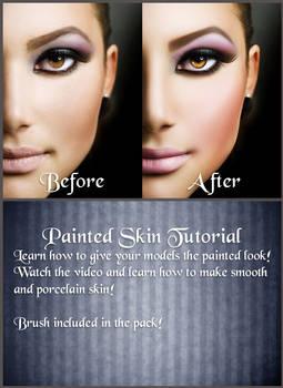 Painted Skin Tutorial