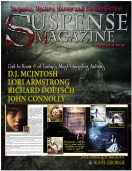 Suspence Magazine
