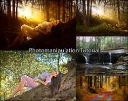 Free Photomanipulation Tutorial 004 by FP-Digital-Art