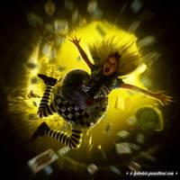 Alice in Wonderland by FP-Digital-Art