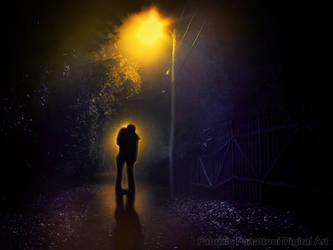 Goodnight Kiss by FP-Digital-Art