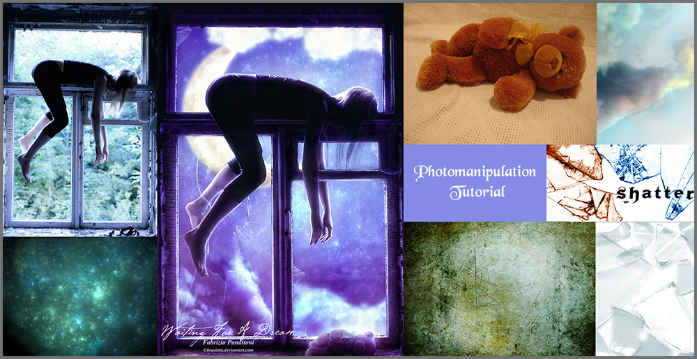 Photomanipulation Tutorial 008 by FP-Digital-Art