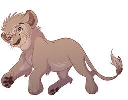 My Adopted Cub: Aemor