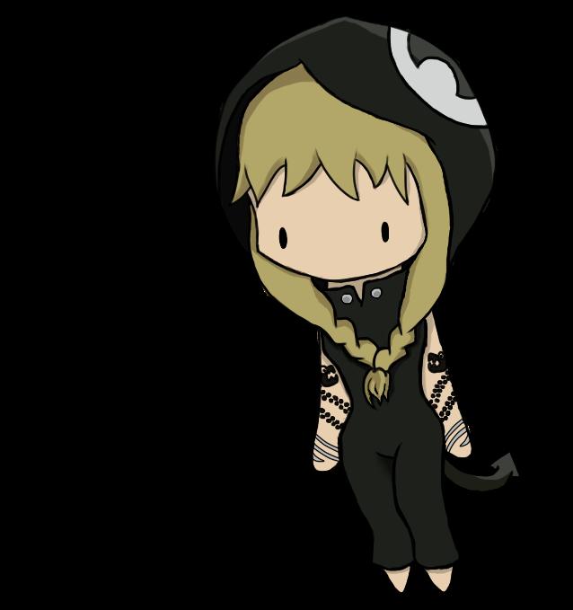 Chibi Medusa- Soul Eater by Tawiie on DeviantArt