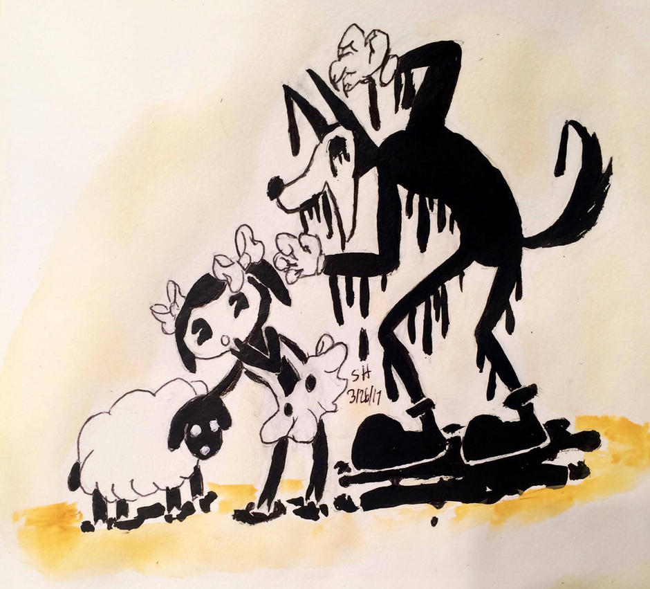 Boris and Bo by PrincessScissors