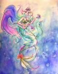Mermaid: Contest Prize Commission FlightOfFantasy7