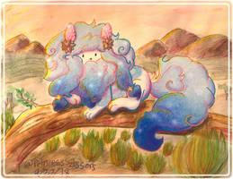 Mini Lion DTA Entry by PrincessScissors