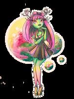 Alie Lectric: Novi Stars 1 by PrincessScissors