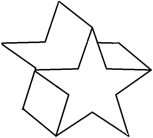 3d star by alois91292 on deviantart for 3d star net