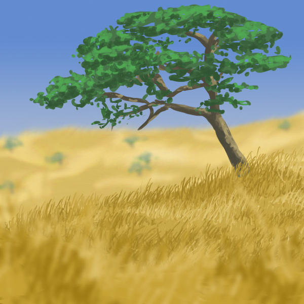 African Grasslands By Nimirofox On DeviantArt