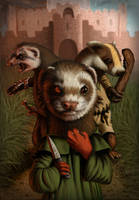Outcast of Redwall by nimirofox