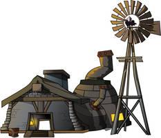 Blacksmith herrero by toromuco